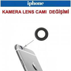 İPhone 6 Arka Kamera Lens Camı değişimi
