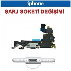 İPhone 6 - 6S Şarj Soketi değişimi