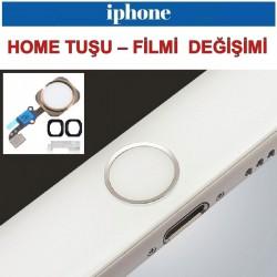 İPhone 6 - 6S Home Tuş Filmi değişimi