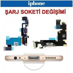 İPhone 6 plus- 6S plus Şarj Soketi değişimi