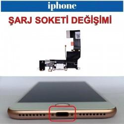 İPhone SE Şarj Soketi değişimi