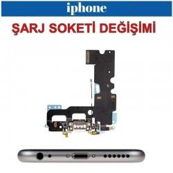 İPhone 7 Şarj Soketi değişimi