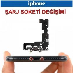 İPhone 7 Plus Şarj Soketi değişimi