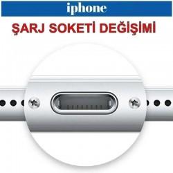 İPhone 8 Şarj Soketi değişimi