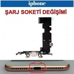 İPhone 8 Plus Şarj Soketi değişimi
