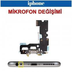 İPhone 7 Mikrofon değişimi