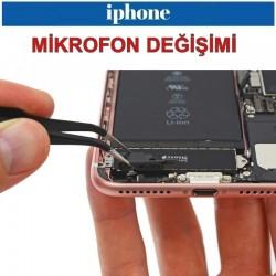 İPhone 8 Plus Mikrofon değişimi