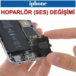 İPhone 6 - 6S alt Hoparlör değişimi